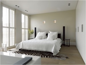 Bedroom Lumen Blinds