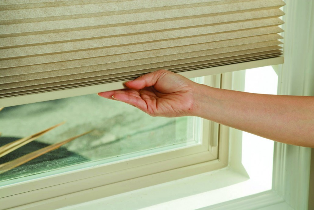 honeycomb shades thermal blinds shade cellular
