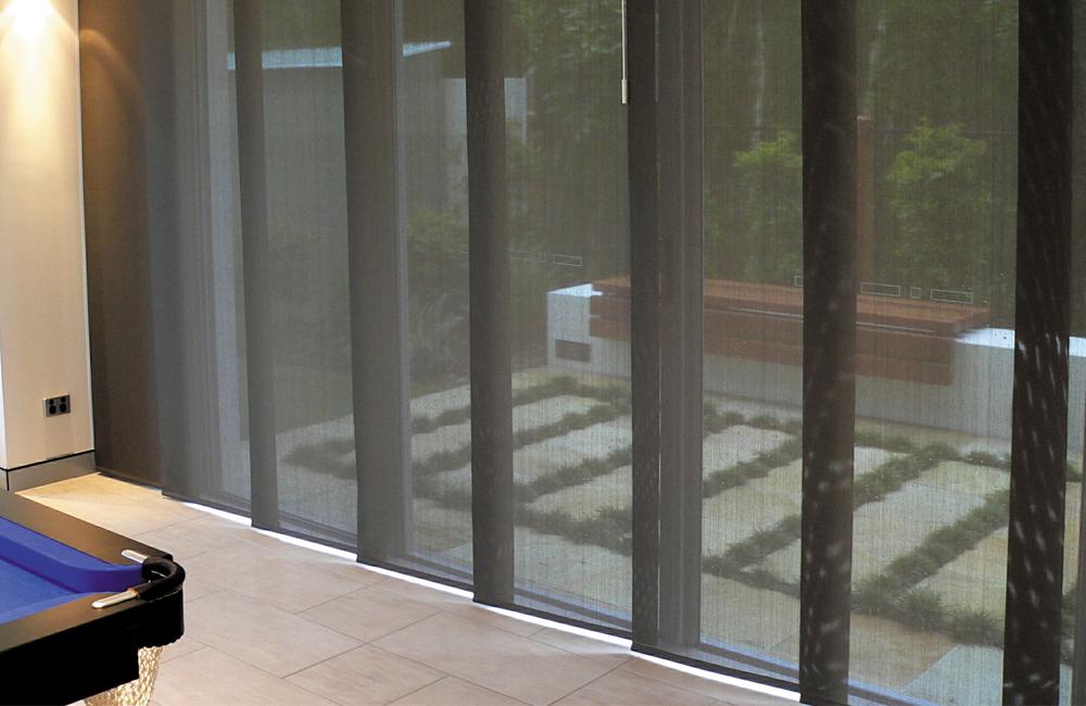 Room Panel Glides