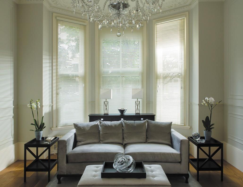 Living Room Aluminum Venetians
