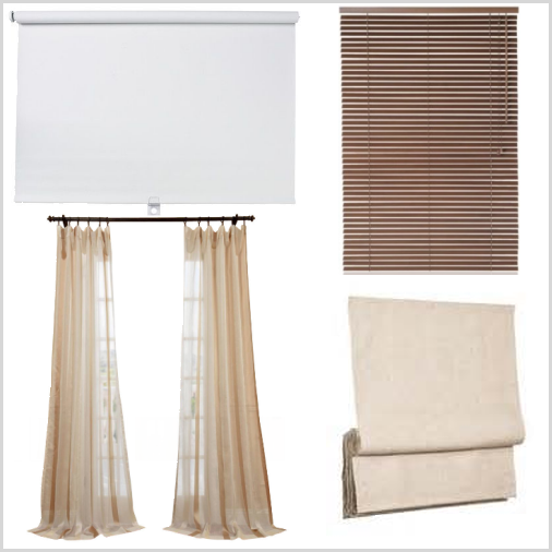 Roller Blinds & Curtains