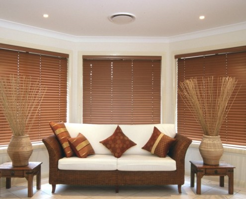 Mockwood Blinds