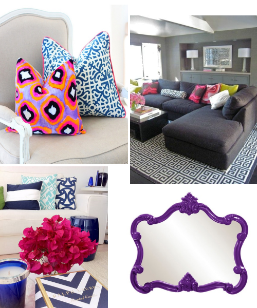 Cushions and Décor Items