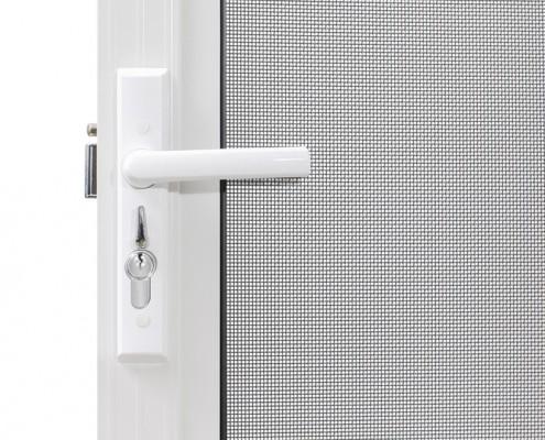 Stainless Steel Mesh Doors