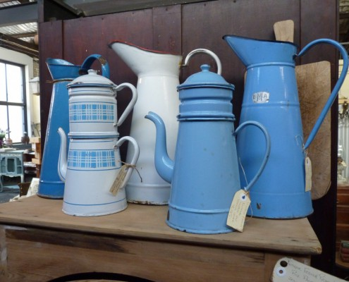 French Folie Enamelware
