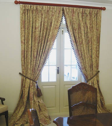 French style Curtains